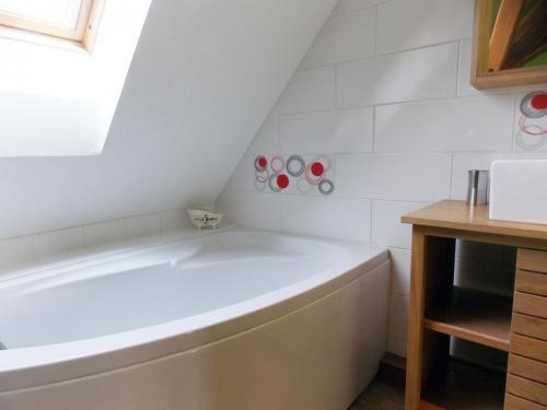Salle de bain gîte «Coté Grange»
